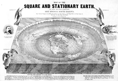 Round-Earth is just a theory