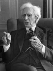 Bertrand Russel thinks you are mistaken